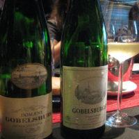 Austrian Wine Tasting: Schloss Gobelsburg
