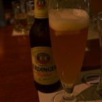 The golden goodness of Erdinger
