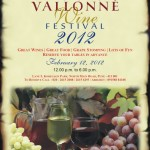 The Malaka Vallonne Wine Festival 2012 in Pune