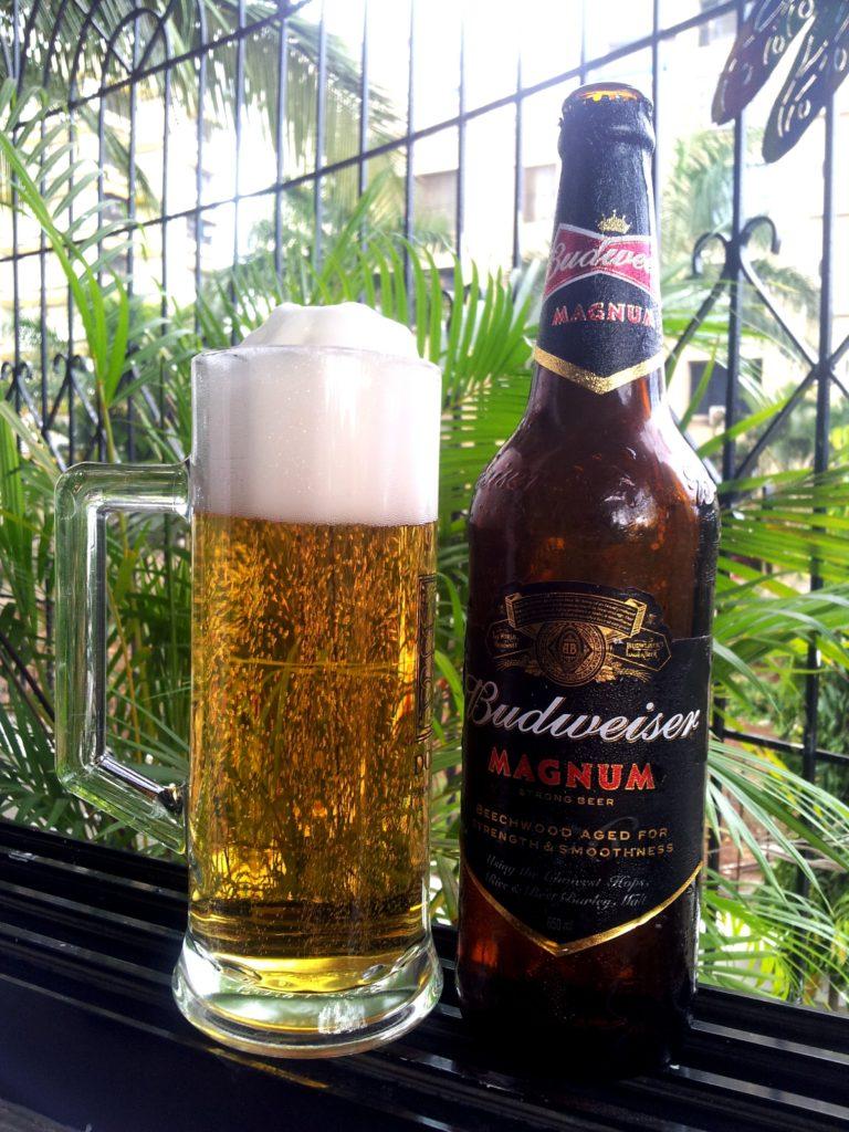 Beer Review: Budweiser Magnum