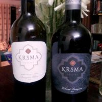 Say hello to KRSMA WINES