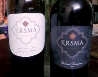 Say hello to KRSMA WINES