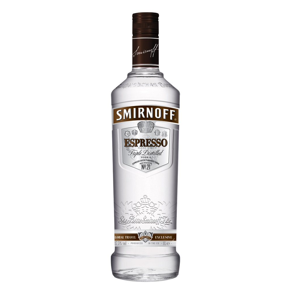 New in the market: Smirnoff Espresso