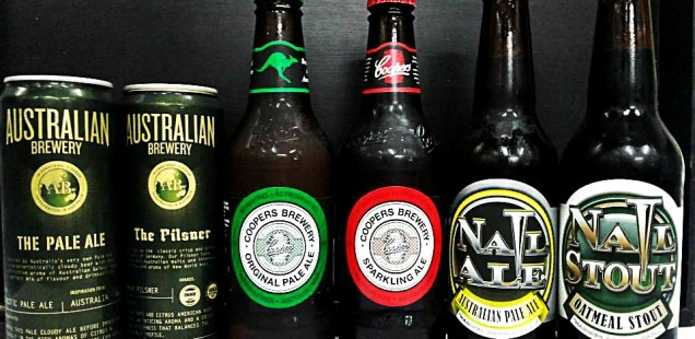 The OzBeer Line Up