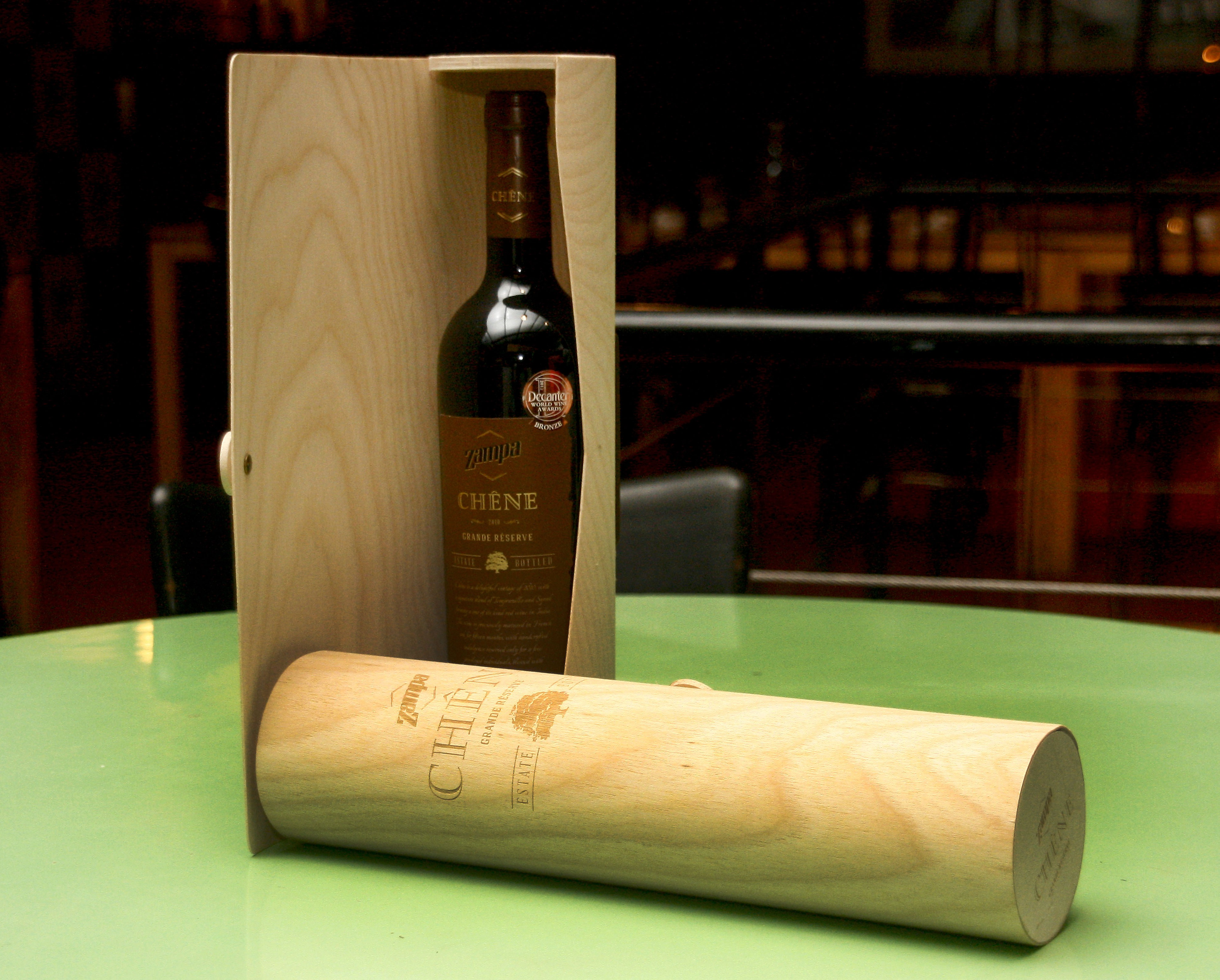 New in the market: Chêne Grande Reserve 2010