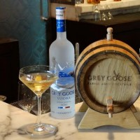 Grey Goose Barrel-aged cocktails