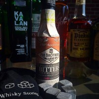 Fee Brother Bitters and Whisky Stones