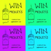 Win a bottle of Bourbon #MedleyMix
