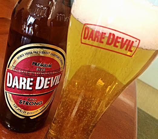 Dare Devil beer