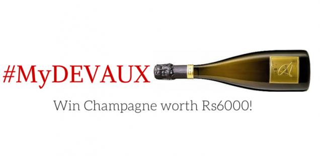 Contest Alert: #MyDevaux Champagne
