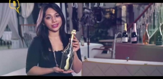 Video: Bubblies for the festive season