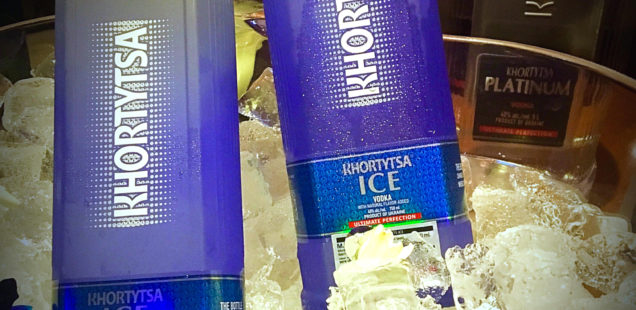 New in town: Khortytsa vodka