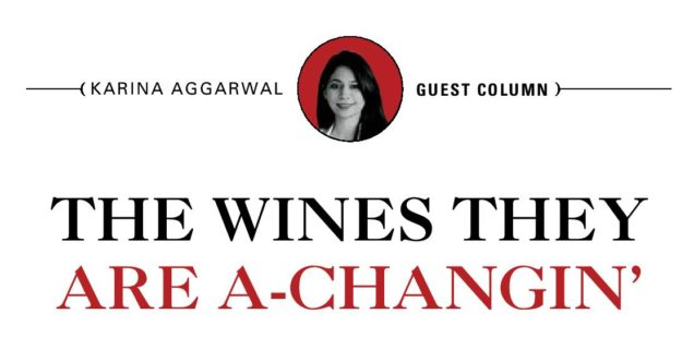 The Brave New Face of Indian wines