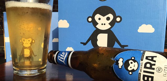 Beer Review: Bira Lite