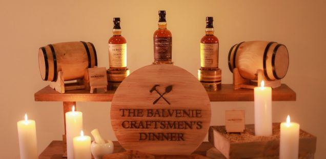 The Balvenie Craftsmen's Dinner