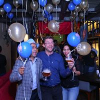 Launch of Chimay & Delirium Belgian Beers