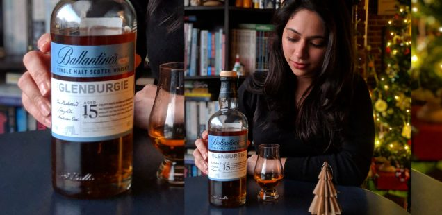 A single malt from a blended whisky giant?